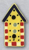 86323 - Primary Checkerboard Brdhouse 1/2in x 7/8in - 1 per pkg